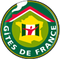 Logo gîtes de france morbihan bretagne